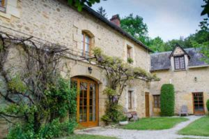 Charming rental near Sarlat with swimming pool