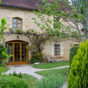 gite le rosier de charme in Perigord Noir with swimming pool