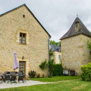 Le pigeonnier, country house with pool dordogne