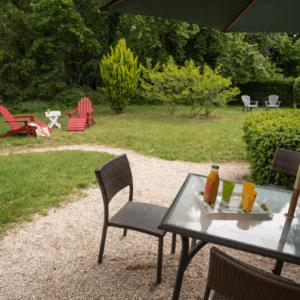 Le Bois charmante Ferienwohnungen in der Nähe von Sarlat mit Schwimmbad