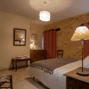 Le Rosier authentic cottage in Perigord Noir for 6 with pool